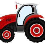 トラクターの排気ガス規制 AdBlue搭載に
